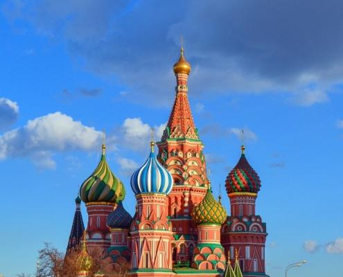 Zaproszenia i wizy do Rosji