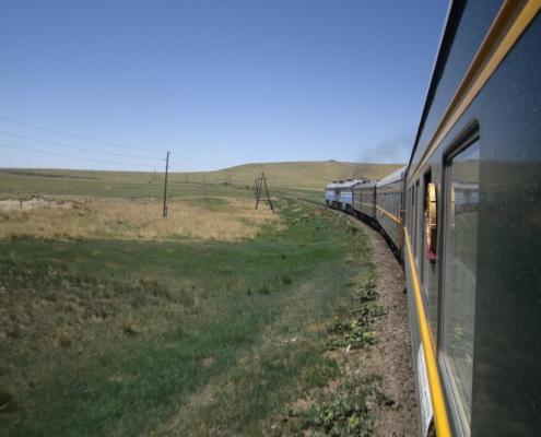 Wizy na podróż Koleją Transsyberyjską